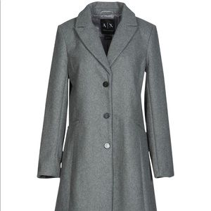 Armani exchange coat new with tag size XS